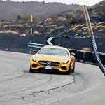 Mercedes-AMG GT S, la forma della potenza
