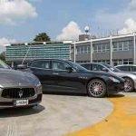 Maserati e Zegna insieme sulla via della seta