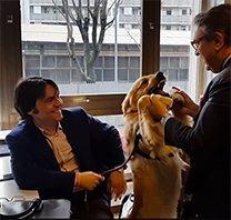 Arbiter, una redazione dog friendly