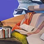 Un salotto minimal ma con tutti i comfort, dove rilassarsi e dedicarsi alle proprie passioni. Così Bmw Group ha immaginato l'auto del (prossimo) futuro presentando all'ultimo Ces, la fiera dell'elettronica di Las Vegas, il Bmw i Inside Future concept. Uno sforzo creativo che mette a frutto le opportunità tecnologiche del sistema a comando vocale/gestuale HoloActive Touch già sviluppato dalla casa di Monaco.