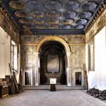 Cappella della Visitazione o dei Dottori ai Girolamini, Napoli, «ritratta» nel 2012