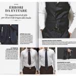 Alcune pagine del volume «Dress Code Professional - Pertinenza del vestire nelle occasioni di lavoro».