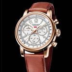 Chopard Mille Miglia Classic XL 90° anniversario Limited Edition, movimento cronografo L.u.c insignito del Punzone di Ginevra (38.420 euro).