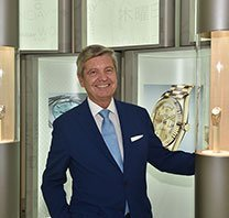 L'Oyster Perpetual Day-date in mostra a Roma