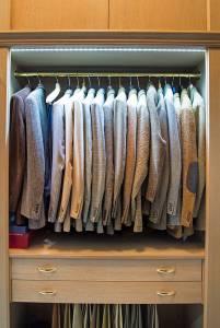 Le numerose giacche adatte per gli spezzati sportivi e informali.