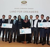 Ecco i vincitori di «Land for Dreamers»
