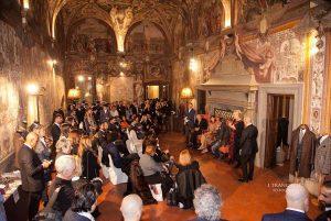 La-magnifica Sala Poccetti di Palazzo Capponi Vettori