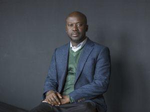 Sir David Adjaye, mentor in architecture. ©Rolex/Tina Ruisinger