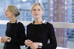 Crystal Pite, mentor in dance. ©Rolex/Robert Wright