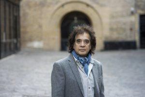 Zakir Hussain, mentor in music. ©Rolex/HugoGlendinning