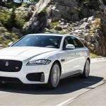 Nuova Jaguar XF, grazia dinamica