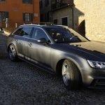 L'Audi A4 ha messo la quinta