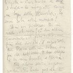 Lettere inedite di Gabriele D'Annunzio