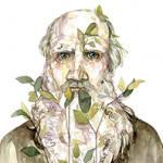 Così ho dipinto Lev Tolstoj
