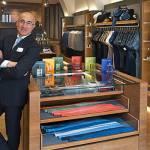 Città in vetrina: Abbigliamento Donati a Perugia