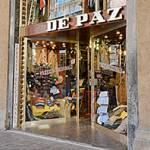 Città in vetrina: De Paz a Bologna