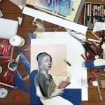 Rachele Moscatelli disegna Coco Chanel