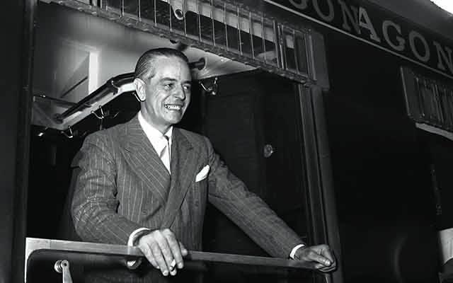 Gaetano Martino, il ministro che ha portato nei palazzi della politica un'interpretazione magistrale dell'eleganza